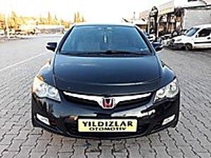 YILDIZLAR OTOMOTİV DEN 2009 HONDA CİVİC 1.6i VTEC Elegance Honda Civic 1.6i VTEC Elegance