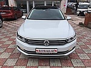 BAYRAKLAR DAN 2016 VW PASSAT 1.6 TDİ HİGHLİNE CAM TAVAN HATASIZ Volkswagen Passat 1.6 TDi BlueMotion Highline