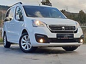 ARACIMIZ SADETTİN ÖZTEMEL E HAYIRLI OLSUN Peugeot Partner 1.6 HDi Allure