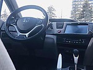 Atilla beye hayırlı olsun Honda Civic 1.6i VTEC Eco Elegance