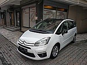2012 CITROEN C4 GRAND PİCASSO 1.6 HDI 110 HP DYNAMIQUE OTOMATİK Citroën C4 Grand Picasso