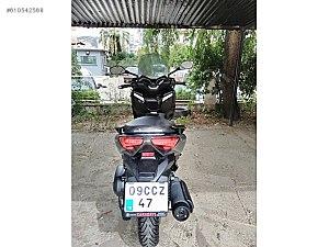 ÖĞRETMENMENDEN X MAX 250 ABS