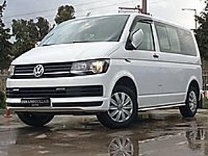 2016 VW TRANSPORTER 2.0TDI CAMLIVAN 140HP BOYASIZ 6İLERİ HATASZ Volkswagen Transporter 2.0 TDI Camlı Van