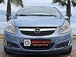 ŞAHİN OTOMOTİV DEN TAM OTOMATİK MASRAFSIZ VE TEMİZ CORSA ENJOY Opel Corsa 1.4 Enjoy