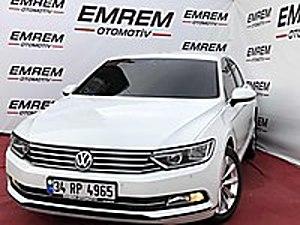 KOÇ-ALJ YETKİLİ BAYİİ EMREM OTM 2016 PASSAT COMFORTLİNE DSG Volkswagen Passat 1.6 TDI BlueMotion Comfortline