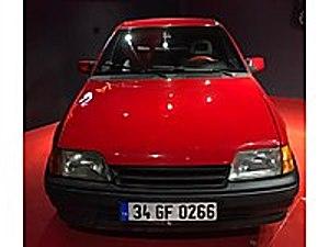 1993 OPEL KADETT 1.8 GT. LPG Lİ. FULL BAKIMLI MASRAFSIZ. Opel Kadett 1.8 GT