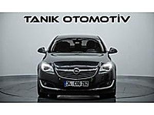 TANIK OTOMOTİV DEN 2016 İNSİGNİA DEĞİŞENSİZ TRAMERSİZ.. Opel Insignia 1.6 CDTI  Design