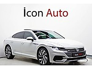 İCON AUTO - HATASIZ - CAM TAVAN - HAYALET EKRAN - R LİNE JANT Volkswagen Arteon 1.5 TSI R Line