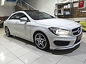 AYTEKİN AUTO DAN BOYASIZZ AMG Mercedes - Benz CLA 180 d AMG