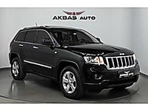 AKBAŞ AUTO DAN 2012 JEEP GRAND CHEROKE 3.0 CRD LİMİTED FUL FUL  Jeep Grand Cherokee 3.0 CRD Limited