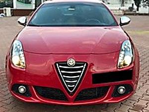 KIRATLI A.Ş den 2015 ALFAROMEO GİULİETTA 1.6 JTD DİSTİNCTİVE Alfa Romeo Giulietta 1.6 JTD Distinctive