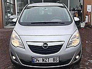 1453 DEN OPEL MERİVA 1.7 CDTI ENJOY Opel Meriva 1.7 CDTI Enjoy