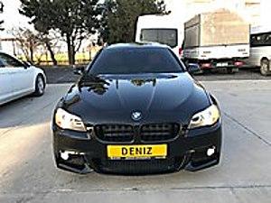DENİZ OTOMOTİVDEN 2011 BMW 520d DIŞ M PAKET PREMİUM HATASIZ FUL BMW 5 Serisi 520d Premium