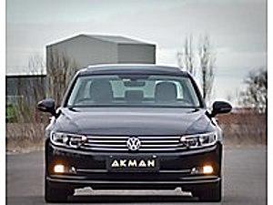 AKMAN DAN 2016 VOLKSWAGEN PASSAT 1.6 TDI COMFORTLİNE  18 KDV Lİ Volkswagen Passat 1.6 TDi BlueMotion Comfortline