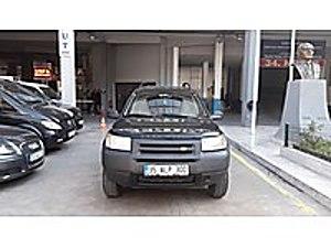 BULUT OTOMOTİV DEN 2003 FREELANDER 2.0 TD4 HSE OTOMATİK Land Rover Freelander 2.0 TD4 HSE