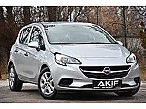 AKİF  den 2o17 MODEL Corsa TAM OTOMATİK -HATASIZ BOYASIZ- LPG li Opel Corsa 1.4 Design