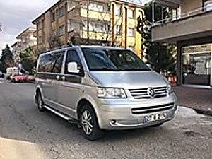 DAHA TEMİZİ FABRİKADA Volkswagen Transporter 1.9 TDI City Van Sportline