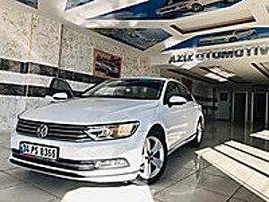 2016MD PASSAT COMFORTLİNE OTAMATİK HATASIZ GÖRÜLMEYE DEĞER ARAÇ Volkswagen Passat 1.6 TDi BlueMotion Comfortline