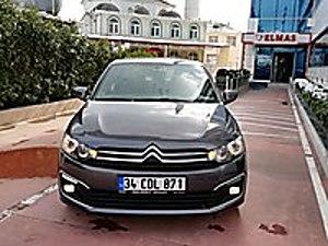 0 96 KREDİ 2019 1.5 102 HP 6 İLERİ 30 BİNDE SIFIR AYARINDATEMİZ Citroën C-Elysée 1.5 BlueHDI Feel