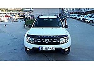 2015 Dacia Duster 4x4 Lauretta 1.5 Dci 110 Hp  6ileri Expertizli Dacia Duster 1.5 dCi Laureate