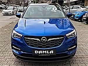 DAMLA DAN 2019 GRANDLAND X 1.5 D ENJOY OTOM. CAM TAVAN SIFIR KM. Opel Grandland X 1.5 D Enjoy