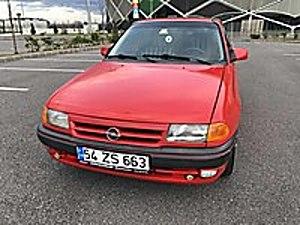 KUSURSUZ-HATASIZ-Ful-Orjinal 1994 Model Opel ASTRA 1.6İ-GL Opel Astra 1.6 GL