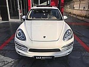 BB MOTORS KADIKÖY-PORSCHE CAYANNE 3.0 D 2012 BAYİ ÇIKIŞLI Porsche Cayenne 3.0 Diesel