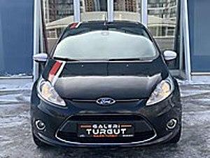 2012 MODEL FORD FİESTA TİTANİUM BAKIMLI Ford Fiesta 1.4 TDCi Titanium