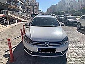 DEMİR AUTO GÜVENCESİYLE HATASIZ Volkswagen Passat 1.6 TDi BlueMotion Comfortline