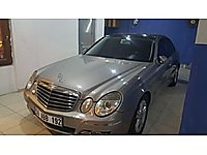FIRSAT ARACI FIYAT TA GELENİ ÜZMEM Mercedes - Benz E Serisi E 220 CDI Avantgarde