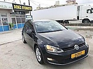 DENİZ OTOMOTİVDEN 2014 VW GOLF 1.6 TDİ COMFORT HATASIZ MANUEL Volkswagen Golf 1.6 TDI BMT Comfortline