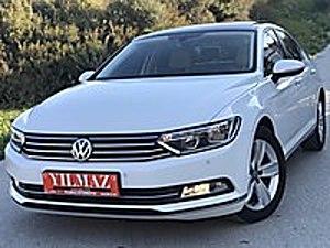 2018 VW PASSAT 1.6 TDI DSG COMFORTLİNE BEYAZ İÇİ BEJ CAM TAVANLI Volkswagen Passat 1.6 TDi BlueMotion Comfortline