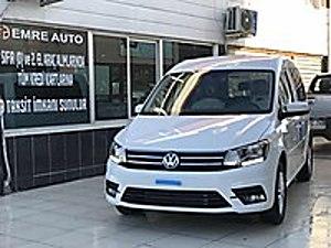 EMRE AUTO DN 2020 MDL CADDY 2.0 TDİ DSG COMFORTLİNE SIFIR Volkswagen Caddy 2.0 TDI Comfortline