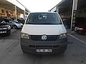 KORU OTOMOTİVDEN 2004 TRANSPORTER 5 1 1.9TDİ 105LİK KISA SAŞE Volkswagen Transporter 1.9 TDI City Van