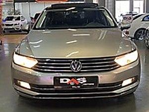 DAŞ MOTORS HATASIZ BOYASIZ Volkswagen Passat 1.6 TDI BlueMotion Comfortline