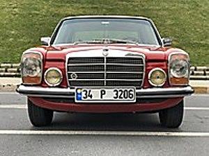 DORUK OTOMOTİV 1976 MERCEDES-BENZ 230.4 Mercedes - Benz 230.4 230.4