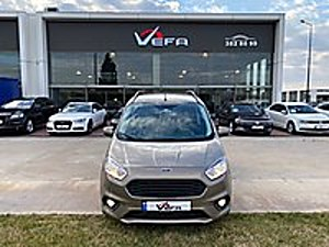 2018 MODEL FORD TOURNEO COURİER 1.5 TDCI TİTANİUM PLUS Ford Tourneo Courier 1.5 TDCi Titanium Plus