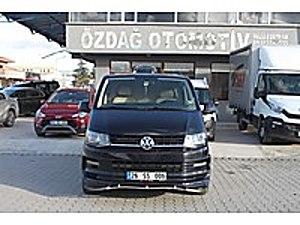 2017 MODEL VOLKSWAGEN TRANSPORTER 140HP UZUN ŞASE VİP FULL FULL Volkswagen Transporter 2.0 TDI Camlı Van Comfortline