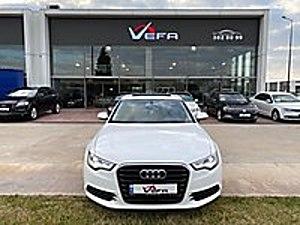 2012 AUDİ A6 2.0 TDI 177HP VAKUM ISITMA HAFIZA SANRUF 3 KOL FULL Audi A6 A6 Sedan 2.0 TDI