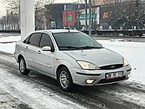 2004 MODEL SEDAN 1.6 BENZİN LPG FULL FULL GHİA FOCUS Ford Focus 1.6 Ghia