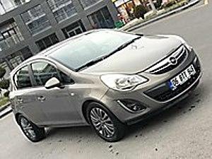 2013 CORSA 1.4İ ENJOY TAM OTOMATİK 71 BİN KM DE Opel Corsa 1.4 Twinport Enjoy