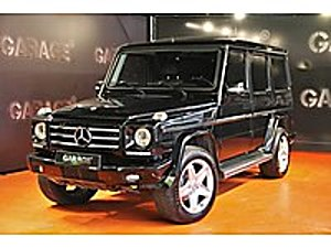 -GARAGE-2011 MERCEDES BENZ G 350 CDI AMG HAFIZA ISITMA SUNROOF Mercedes - Benz G Serisi 350