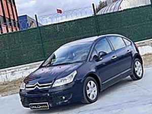 Ünlühan  ARACIMIZ OPSİYONLANMIŞTIR.. Citroën C4 1.6 HDi SX