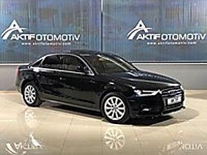 A K T İ F 2015 AUDI A4 2.0 TDI QUATTRO SUNROOF DERİ ISITMA FULL Audi A4 A4 Sedan 2.0 TDI Quattro