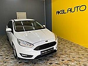 AKEL AUTO DAN FORD FOCUS Trend X Powershift OPSİYONLANMIŞTIR. Ford Focus 1.5 TDCi Trend X