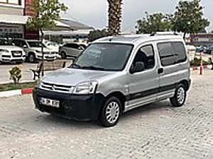 Orjinal   2006 Model Citroen Berlingo 1.9 D Çift Sürgü Citroën Berlingo 1.9 D
