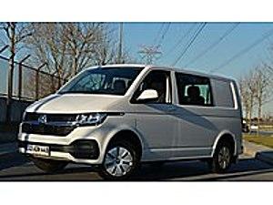 ZEKİ OĞULLARIN DAN 2019 Yeni Kasa 150 hp 6 vites sıfır ayarında Volkswagen Transporter 2.0 TDI City Van