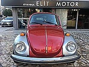 ist.ELİT MOTOR dan KLASİK 1974 MODEL VOLKSWAGEN 1303 VW Volkswagen 1303 VW 1303 VW