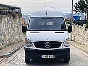2013 MERCEDES-BENZ SPRİNTER 213 CDİ HATASIZ BOYASIZ ORJİNAL Mercedes - Benz Sprinter 213 CDI