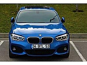 2015 MODEL BORUSAN BMW 116D M PLUS HATASIZ-BOYASIZ ÖZEL PLAKALI BMW 1 Serisi 116d M Plus